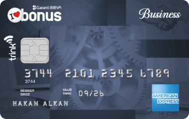 BONUS BUSINESS AMERICAN EXPRESS®