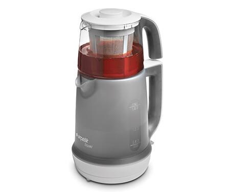 Arçelik'te 2000 TL ve üzeri alışverişlerde Çay Makinesi hediye!