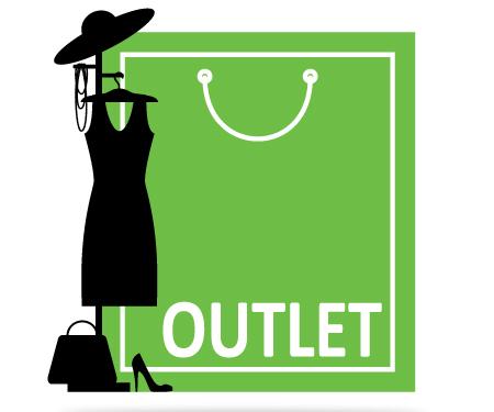 Outlet mağazalarda + %20 indirim ve 7 taksit