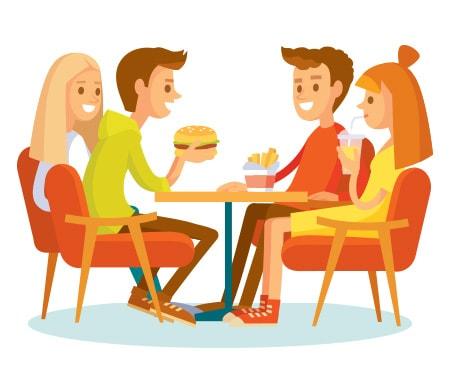 Bonus Genç Kafası takıl, restoran ve cafelerde yediğin içtiğin 20 TL bonus getirsin!
