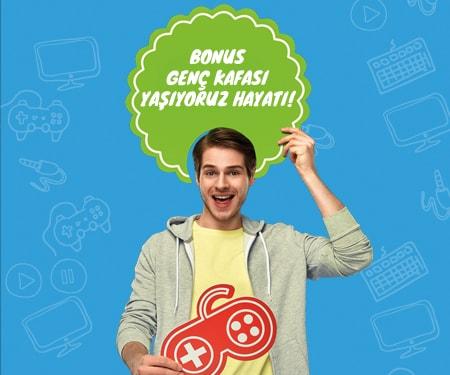 Bonus Genç Kafası takıl, Steam ve iTunes harcamalarından 15 TL bonus kazan!