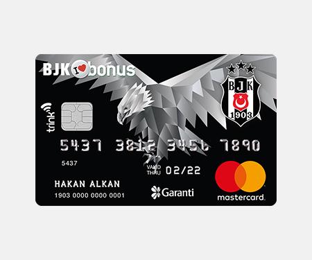 BJK Bonus'a başvur, 50 TL bonus kazan!