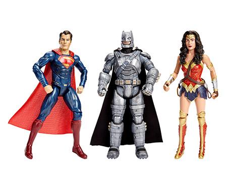 Bonus'a özel Batman ve Superman figürlerinde %10 indirim!