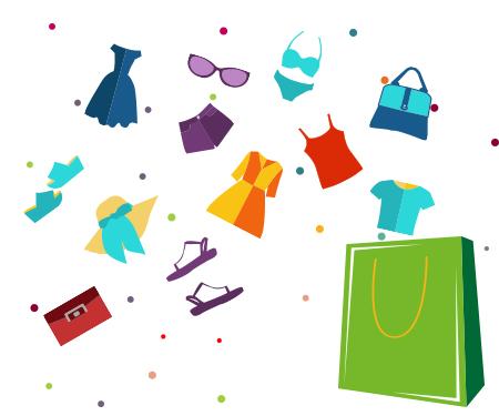 Giyim alışverişlerinize toplam 30 TL bonus!