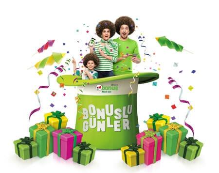 Bonuslu Günler başladı! Tatil harcamanıza <span>30 TL bonus!</span>