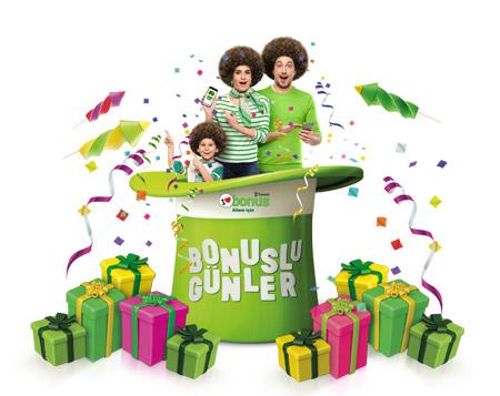 Bonuslu Günler Başladı! Elektronik harcamanıza 20 TL bonus!