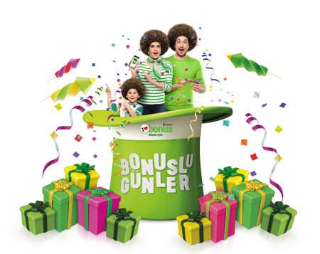 Bonuslu Günlerde elektronik harcamanıza 30 TL bonus!