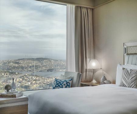 Bonus'a özel RENAISSANCE ISTANBUL BOSPHORUS Hotel'de  %20 indirim!