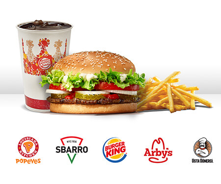 Burger King'de 15 TL Burger King bonus