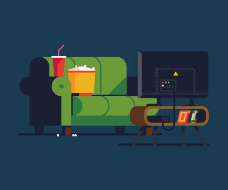 Dijital film ve dizi platformlarında <br> harcadığınız kadar bonus!