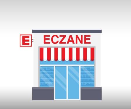 Eczane harcamalarınıza toplam 50 TL Bonus!