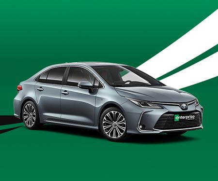 Enterprıse'da Toyota Corolla Otomatik Günlük 299 TL <br> Kiralama Fırsatı!