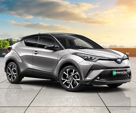 Toyota C-HR Hybrıd 449 TL'ye kiralama fırsatını kaçırmayın!