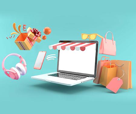 E-Ticaret alışverişlerinize <br> 60 TL bonus !