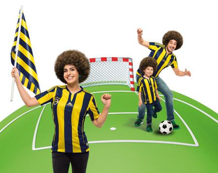 Mayıs Ayında FB-TS maçında Fenerbahçe'nin attığı her gol için 5 TL bonus!