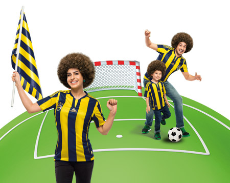 TS-FB maçında Fenerbahçe'nin attığı her gol için 5 TL bonus!