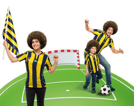 FB-GS derbisinde Fenerbahçe'nin  attığı her gol için 5 TL bonus!