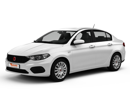 Garenta'da %25 indirim!<br> Fiat EGEA günlük 115 TL