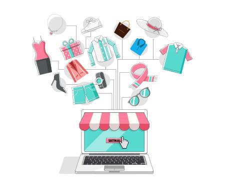 Online giyim alışverişlerinize toplam 45 TL bonus!