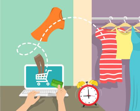 """Giyimde e-ticaret harcamalarınıza <br><span class=""""big"""">15 TL bonus!</span>"""