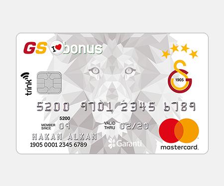 GS Bonus'a başvur, 50 TL bonus kazan!