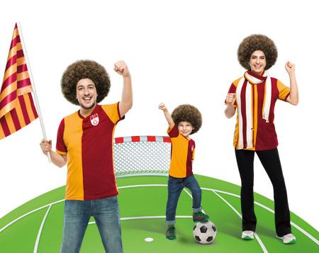 BJK-GS derbisinde Galatasaray'ın attığı her gol için 5 TL bonus!