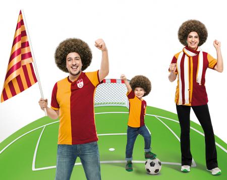 GS-FB derbisinde Galatasaray'ın attığı her gol için 5 TL bonus!
