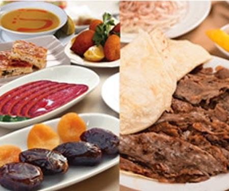 Hasırlı ve Saafi Döner Restoranlarında  %20 bonus