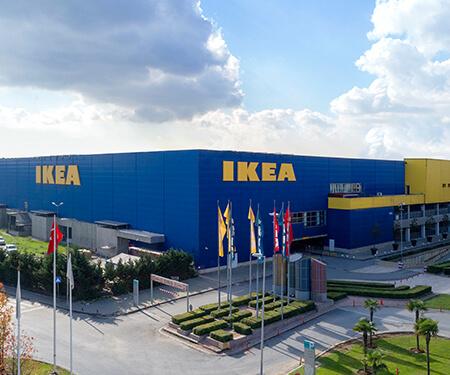 IKEA 'da 150 TL ve üzeri harcamanıza Bonus'a özel 5 taksit, IKEA Aile Kart sahiplerine 8 taksit!