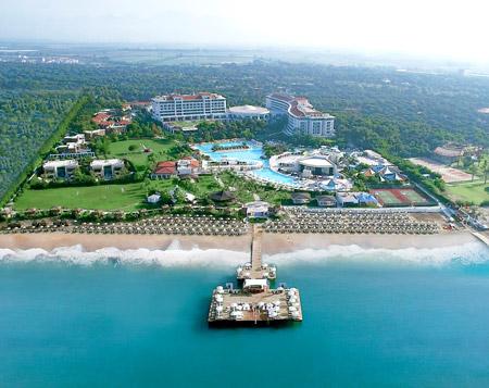 Jolly Tur'dan Ela Quality Resort Belek'te 9 Taksit