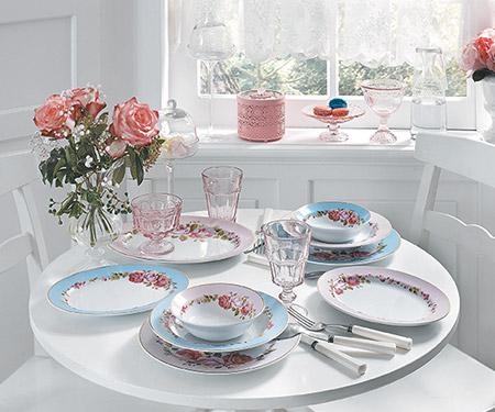 English Home'da  porselen ürünlerinde %50 indirim ve 6 taksit