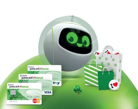 Paracard Bonus'la Kuruşları Ödemeyin
