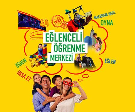 LEGOLAND® Dıscovery Centre İstanbul %50 indirim!