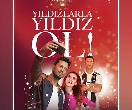 Madame Tussauds İstanbul'da <br> %50 indirim!