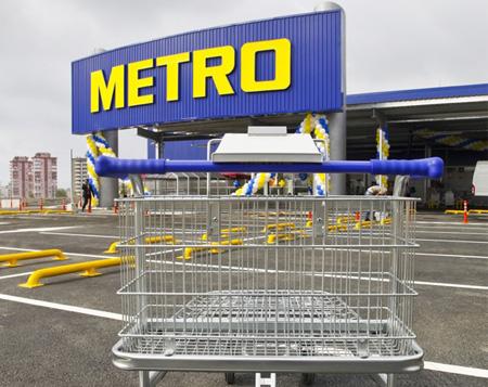 Metro Toptancı Market'lerde   <span>30 TL bonus!</span>