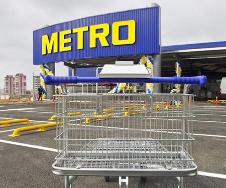 Metro  Marketler'de 35 TL bonus!
