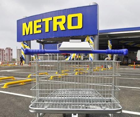 Metro Toptancı Marketler'de 30 TL Bonus!