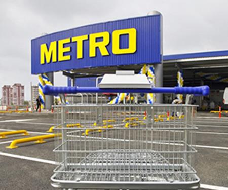 Metro  Marketler'de 30 TL Bonus!