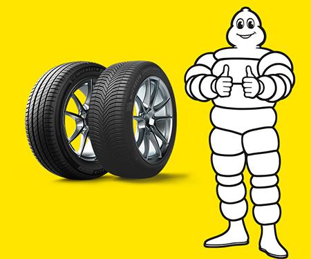 Michelin'de 7 taksit!