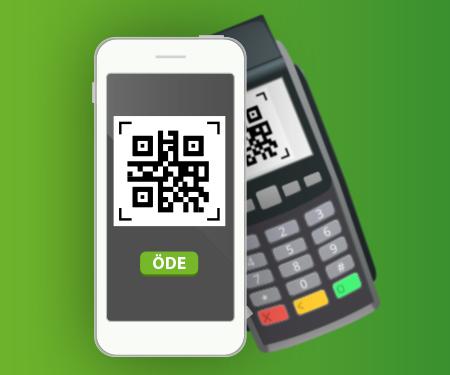 Mobil ve QR ile ödemelerinizde %5 ekstra bonus!