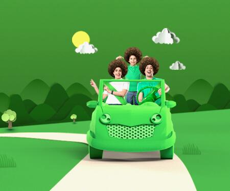 Motorlu Taşıtlar Vergisine <br>Ücretsiz 3 Taksit!