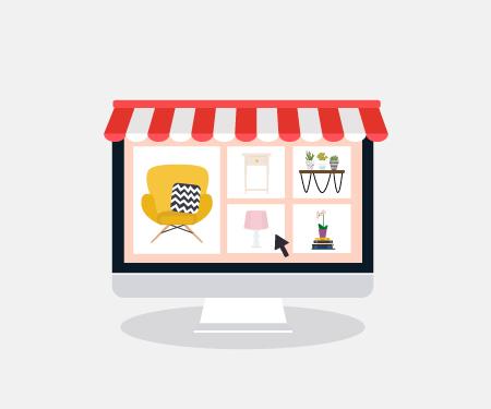 Online mobilya alışverişlerinize toplam 50 TL bonus!