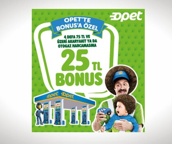 25 TL bonus!