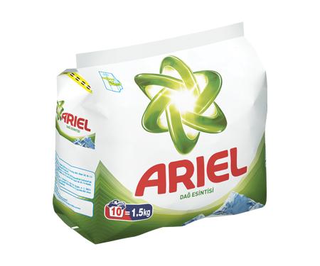 Özdilek'te 2 defa 75 TL üzeri market harcamasına ARIEL hediye!