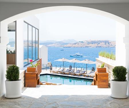 Leka Hotels Bodrum'da Bonus Platinum'a özel %10 indirim!