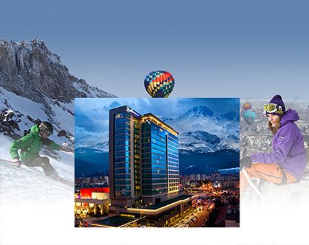 RADISSON BLU HOTEL KAYSERİ'DE %15 İndirim & 6 Taksit Fırsatı!