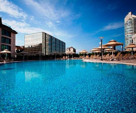Radisson Blu Hotel'de +3 taksit ve %15 indirim fırsatı!