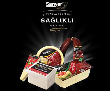 GarantiPay ile  www.online.sariyermarket.com'da 15 TL bonus