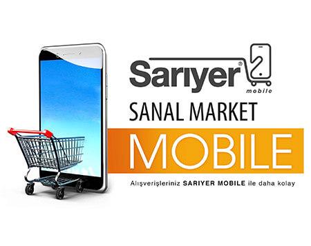 GarantiPay ile online.sariyermarket.com'da 15 TL Bonus!