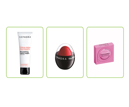 Bonus'a özel Sephora'da Seçili marka ürünlerde 25 TL Bonus